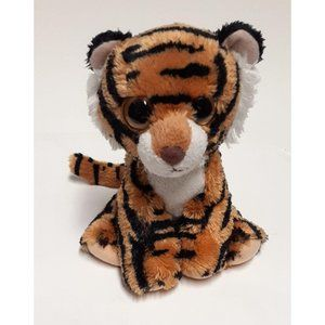 Ty Beanie Babies Stripers Sitting Tiger Retired